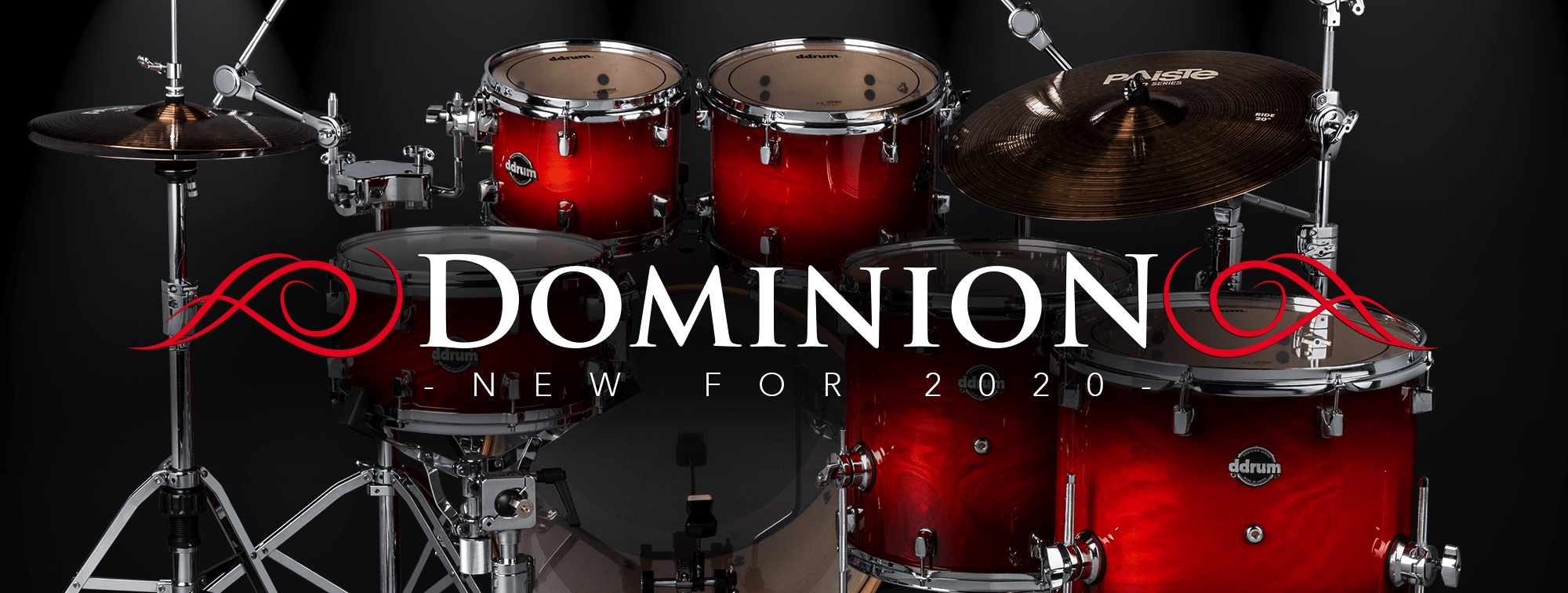 ddrum New for 2020
